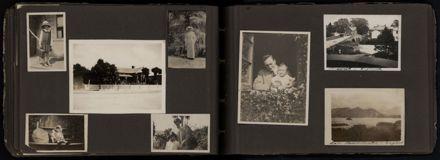 Dumbleton family photograph album 1