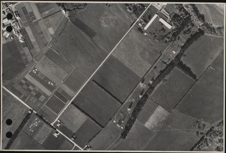 Aerial map, 1966 - J16