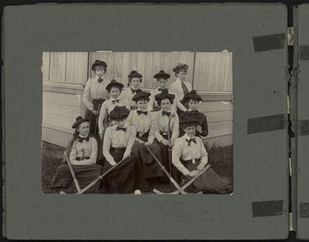 Craven School for Girls Photograph Album 10