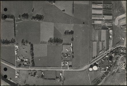 Aerial map, 1966 - C11