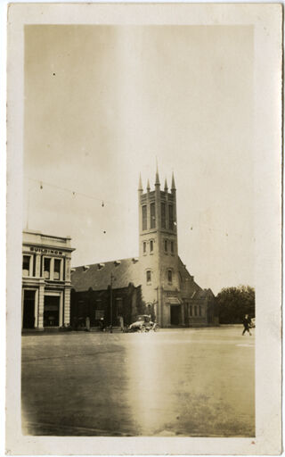 Andrews Collection: All Saints Church