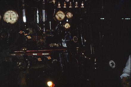 KA Class Locomotive Backhead