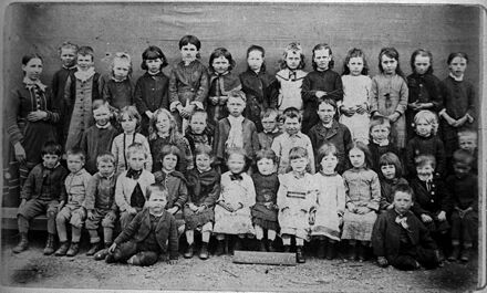 State School Class Photograph