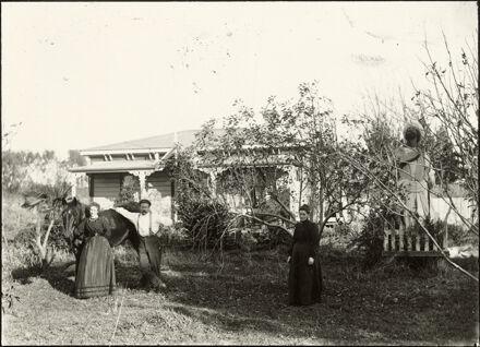 Jonson's House