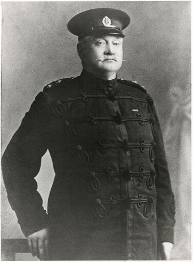 Inspector William Hector MacKinnon