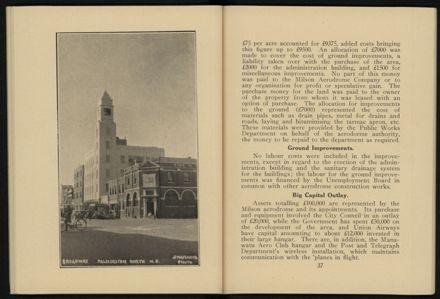 City of Palmerston North Municipal Hand Book 1937 20