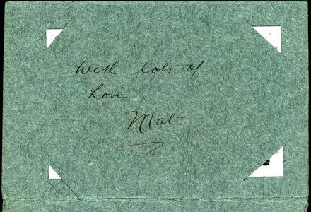 "Palmerston North ""Posting Album"" 9"