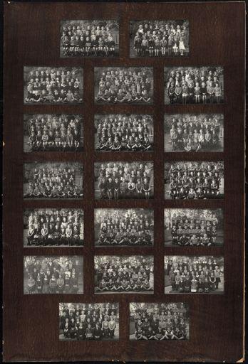 Terrace End School, 1937