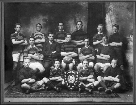 College Street School Rugby Team