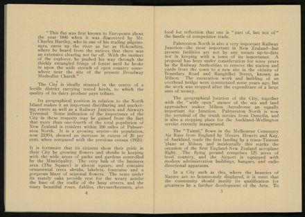 City of Palmerston North Municipal Hand Book 1937 4