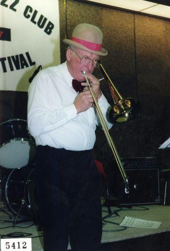 Don Crawford, Manawatū Jazz Festival