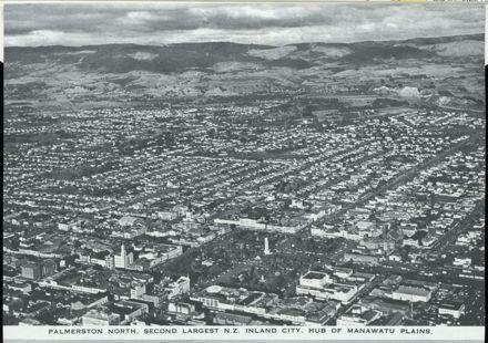 Palmerston North Views Booklet 8