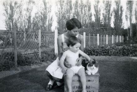 Patricia Hayes and Raewyn Doolan