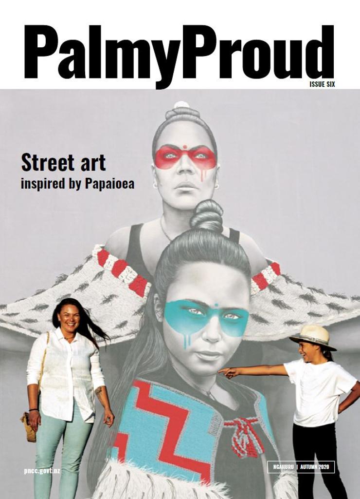 PalmyProud issue six: Autumn 2020