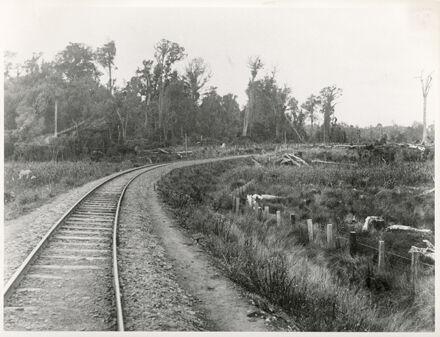"""Otaki Curves"" Train Tracks"