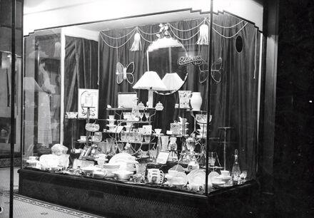 Collinson and Son Ltd Shopfront