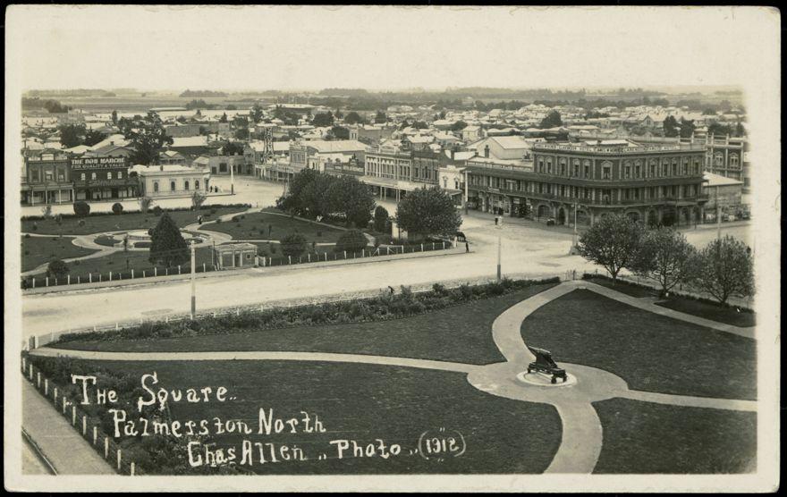 The Square, c 1910 1