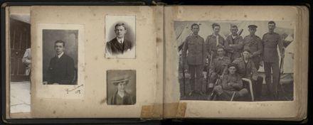 R.E. (Dick) Moxon - Photograph and news clipping album - 4