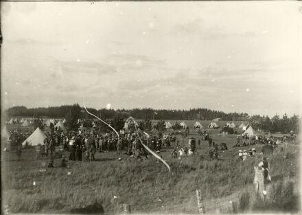 Army Encampment