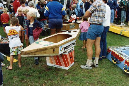 America's Cardboard Cup
