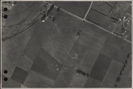 Aerial map, 1966 - A13