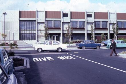 The Centennial Convention Centre, Main Street