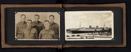 Ron Grammer's World War Two Photograph Album - 12