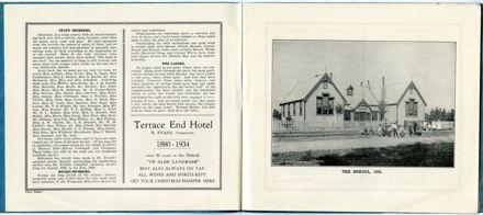 Terrace End School: Souvenir of Jubilee Celebrations - 6