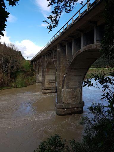 Upper Manawatu Bridge