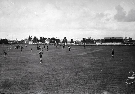 Sports Game at Fitzherbert Park