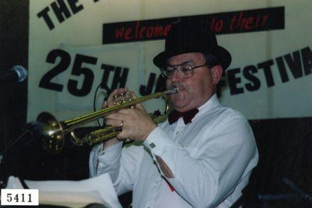 Noel Watts, Manawatū Jazz Festival