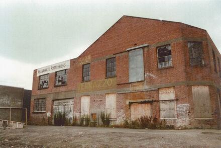 Former Terrazzo (NZ) Ltd, Broadway
