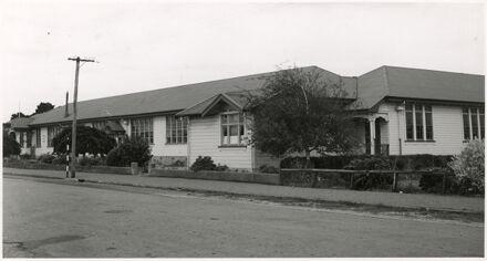 College Street School, Palmerston North