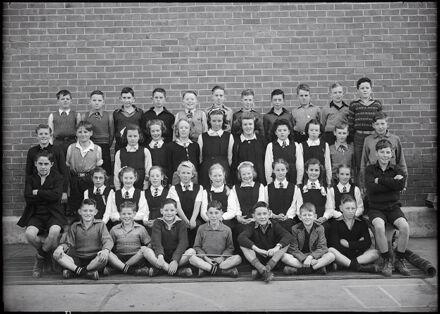 School Group - Class Photo