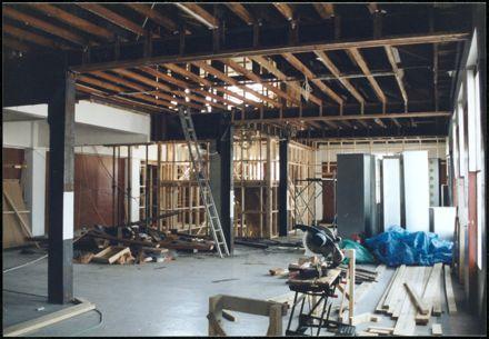 Regent Theatre Renovations