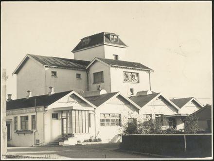 Milk Processing Plant, Corner of Ferguson Street and Fitzherbert Avenue
