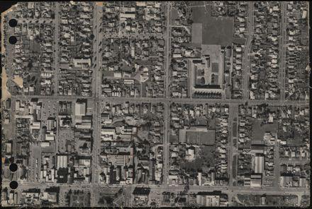 Aerial map, 1966 - H12