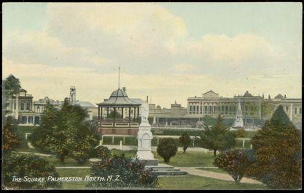 The Square, Palmerston North 1