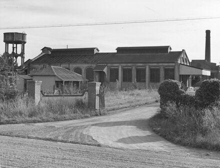 Abattoir, Maxwell's Line