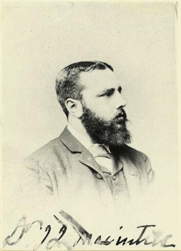 Dr John Henry Lee MacIntire