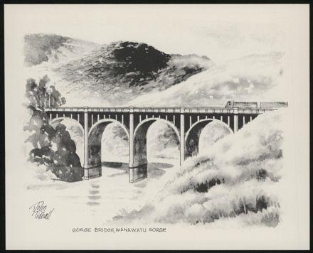 Palmerston North: A Portfolio of Six Sketches 6