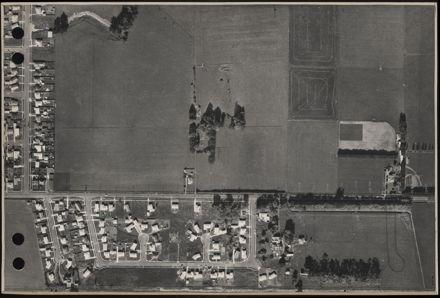 Aerial map, 1966 - K7
