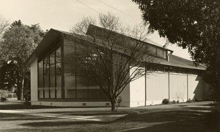 Manawatu Art Gallery, corner of Grey and Carroll Streets
