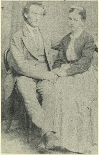 Mr &  Mrs Carl Emil Jorgensen
