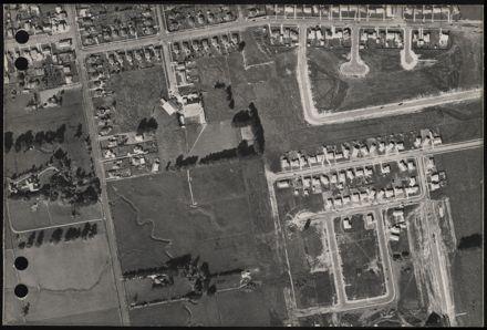 Aerial map, 1966 - F5