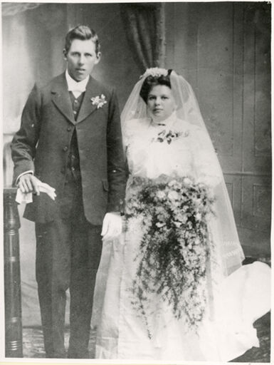 Wilfred and Miriam Hunt