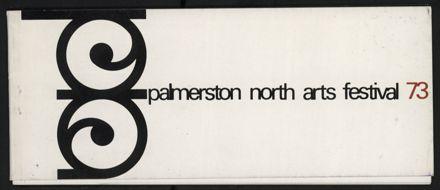 Palmerston North Arts Festival, 1973
