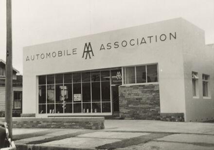 Automobile Association building, Broadway