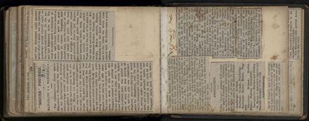 R.E. (Dick) Moxon - Photograph and news clipping album - 23