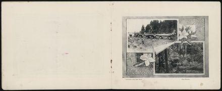 Bennett & Co's Souvenir Views of Palmerston North 8